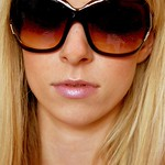 Ladies Scene Queen Oversized Summer Sunglasses