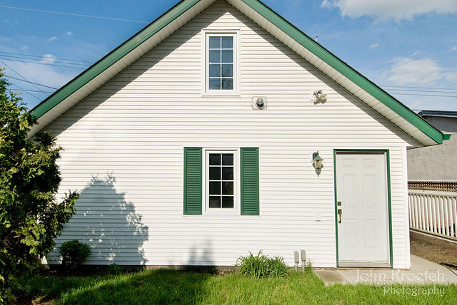 Double Detached Garage With Loft Above Flickr Photo