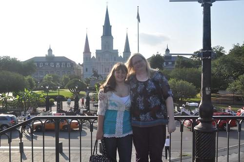 Chelsea and Tamara