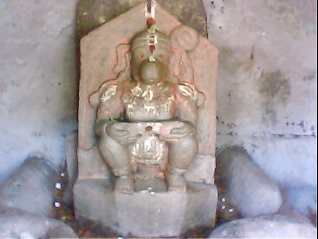 THE TRIMURTHI