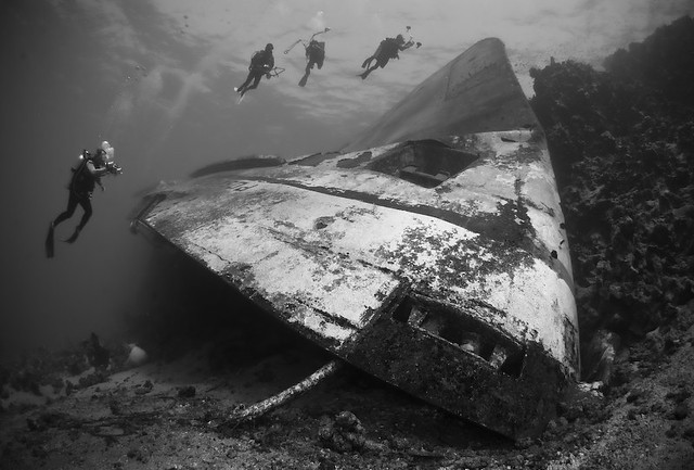 [Pics] Flickr Spotlight   Underwater Wrecks