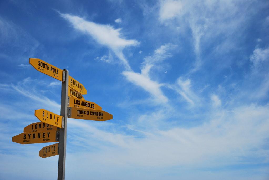 Ninety Mile Beach and Cape Reinga - Northland - New Zealand 046
