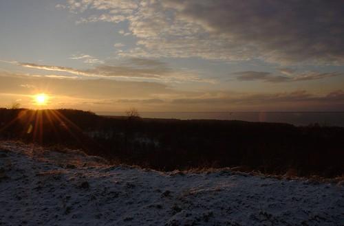 sunset lake view sweden utsikt vänern solnedgång sjö kinnekulle västergötland