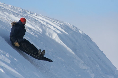 lairson sledding