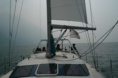 sail, sailboat, sailing, sailboat racing, yacht, keelboat, vehicle, sailing, windsports, mast, watercraft, boat,