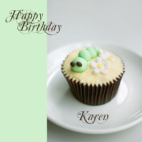 Karen Cheryl Joyeux Anniversaire