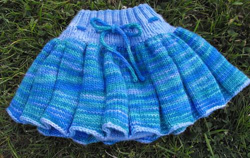 Knitting Skirt For Baby : Knitting amy updated sizing for girly girl skirty soaker