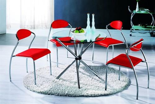 Jellino Modern Dining Set M806-SO