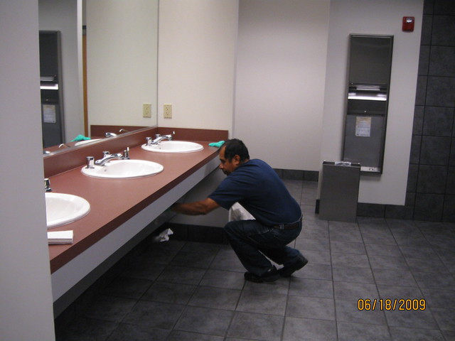 Commercial Building Cleaning : Janitor service commercial building maintenance inc