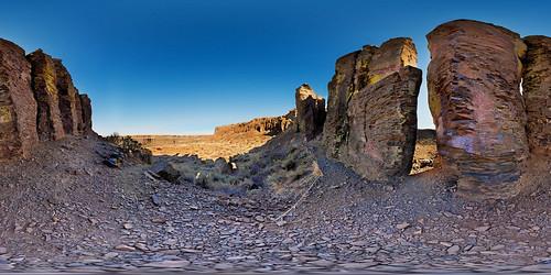 landscape washington desert canon5d coulee ptgui equirectangular canon15mm nodalninja3 garretveley