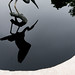 Sculpture's Reflection by Jonathan Lurie