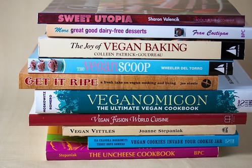 Vegan Baking Books