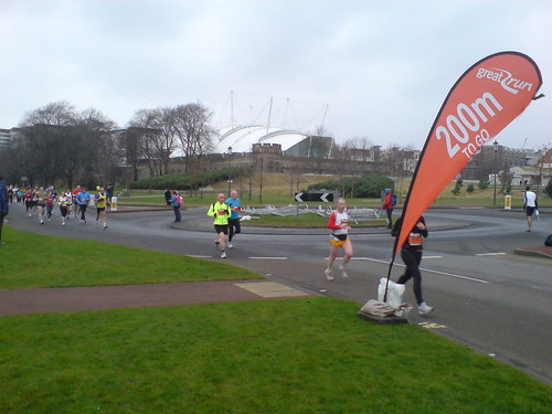 Great Scottish Winter Run 2009