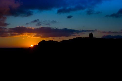 sunrise scotland cairn isleofwhithorn
