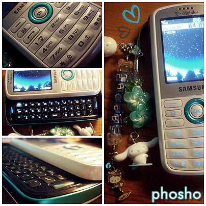 Samsung Gravity Phone