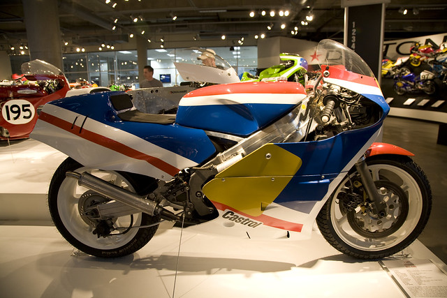 Barber Honda : Honda at Barber Flickr - Photo Sharing!