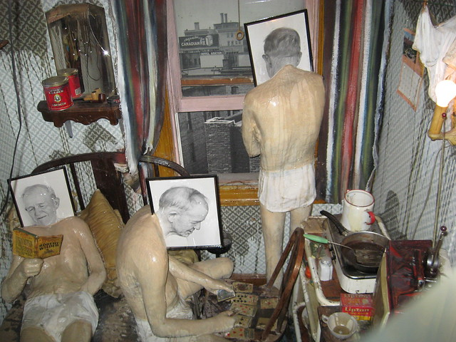 """edward kienholz is he an artist Edward kienholz american artist edward kienholz  he cited his famous """"back  seat dodge,"""" a tableau in which a couple sprawls on the back seat of an old."""