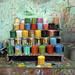 Ox cart paint shop - Costa Rica by lens gazer