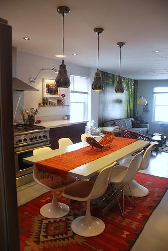 Kitchen reno - after photo
