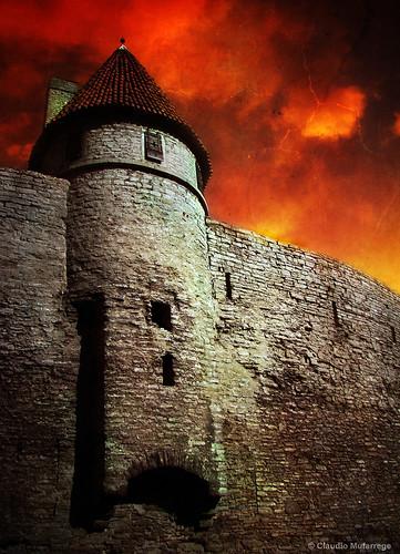 Tallin, Estonia - Toompea Castle