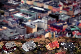 Bergen Centrum Model Shot 1 | by aha42 | tehaha