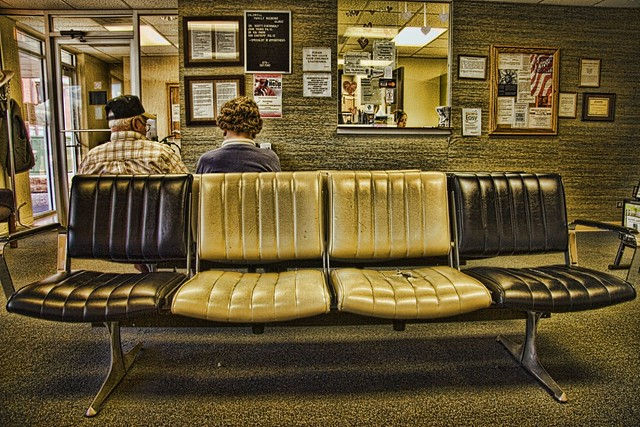 Trip To The Doctor's Office #1--The Waiting Room