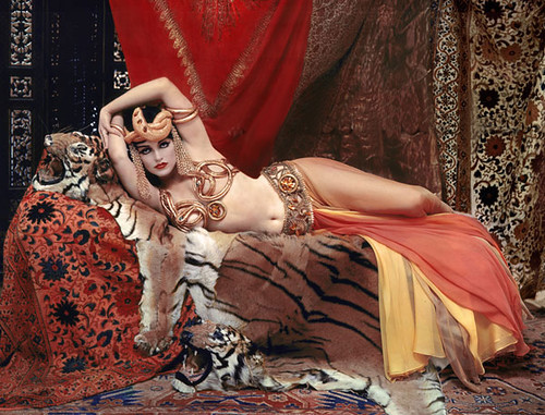 Marilyn Monroe as Theda Bara