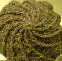 Swirl crochet hat Flickr - Photo Sharing!