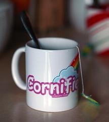 Coffee? Cornified!