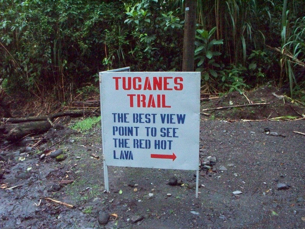 Tucanes Trail - La Fortuna, Costa Rica
