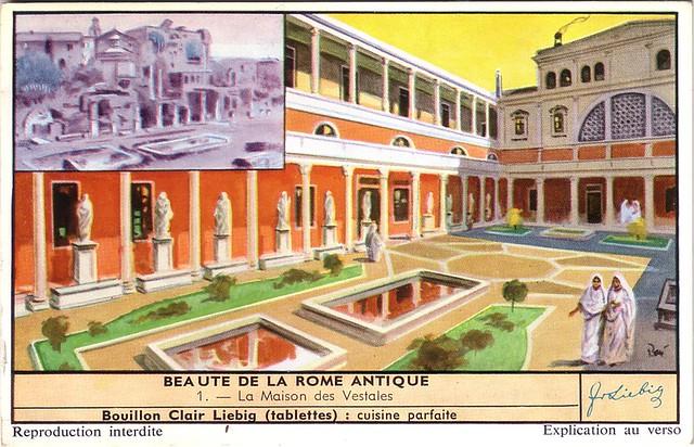 3505678226 310f79c313 - Maison romaine antique ...