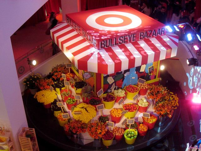 Bullseye Bazaar - Michigan Avenue - Chicago