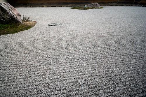 Zen Garden at Ryoan-ji