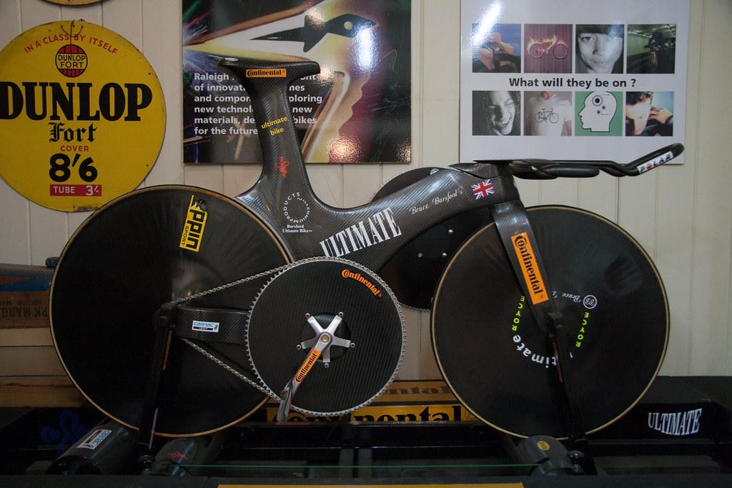 Bruce Bursford's Ultimate Bike
