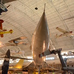 Steven F. Udvar-Hazy Center: Air France Concorde (nose)