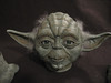 Star Wars Yoda Prop Head by Chris F. Bartlett