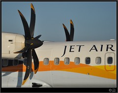 Jet airways ATR by tarunactivity