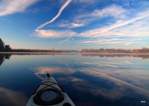 morning usa canon reflections landscape kayak lakes southcarolina goosecreek tamron1750 40d canon40d visionqualitygroup