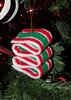 felt ribbon candy ornament
