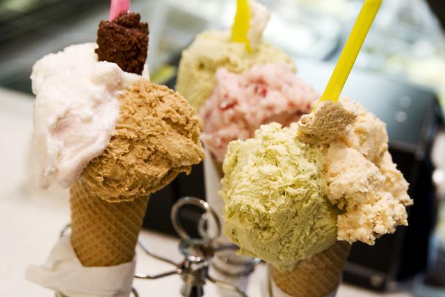 gelato attack!
