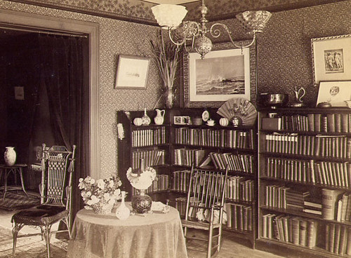 An 1890s Parlor A Gallery On Flickr