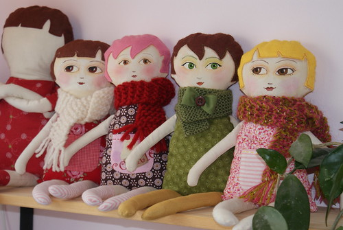 Autumn dolls