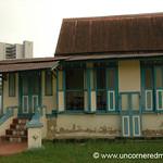 Typical Malay House - Melaka, Malaysia