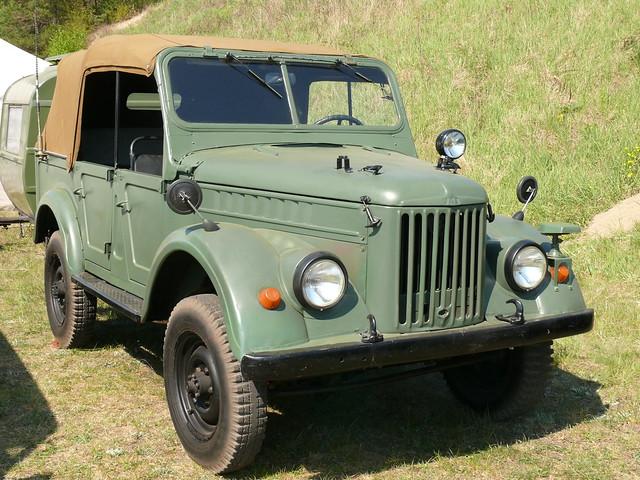 Jeep: GAZ-69 AM