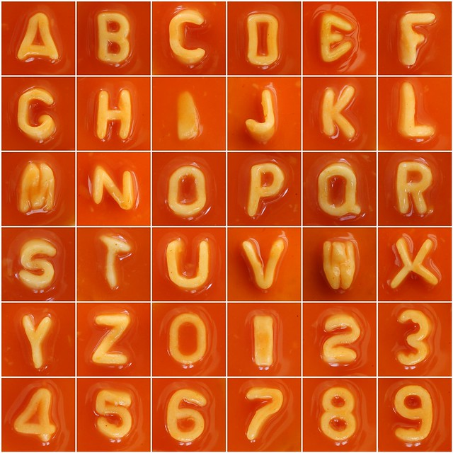 Letter Soup  Letter Word Using S