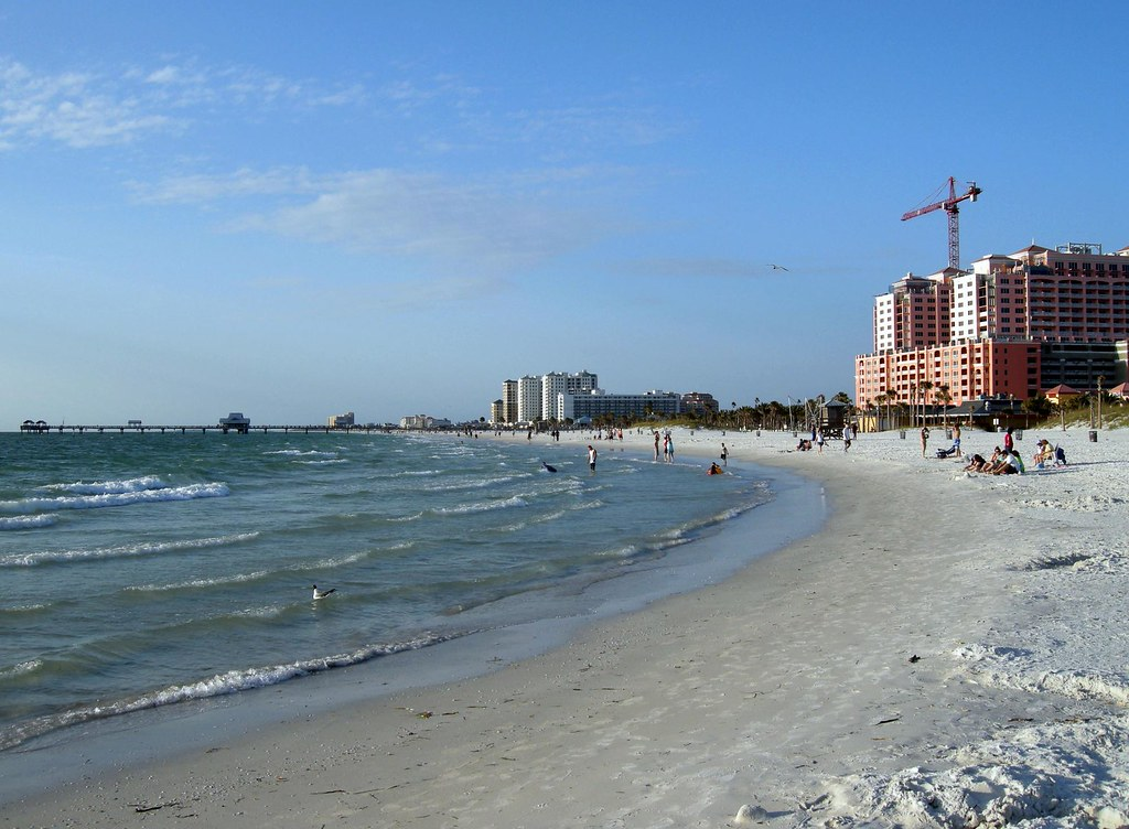 Tampa Bay Beaches Near Me