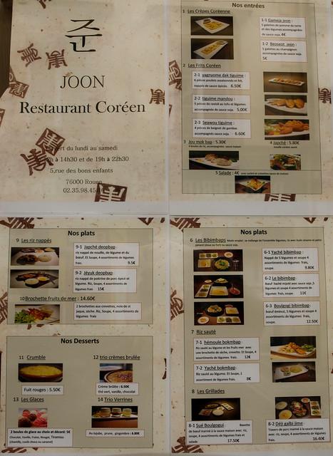 Restaurant Coreen Rue Courteline Tours