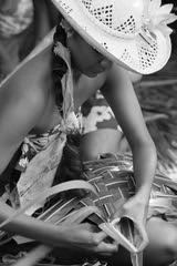 Native polynesian -TAHITI
