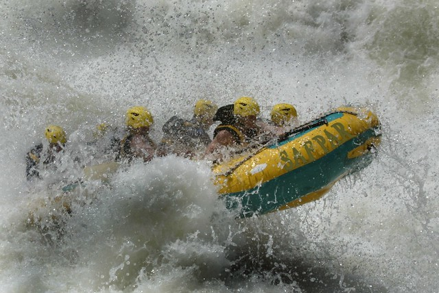 White Water Rafting - 14
