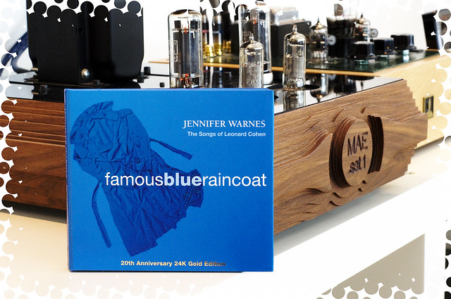 Better Records: Jennifer Warnes - Famous Blue Raincoat